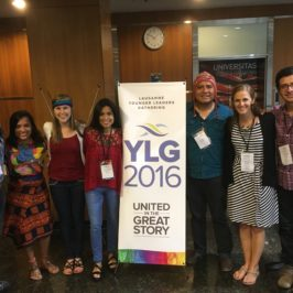 Report from Lausanne Younger Leaders Gathering 2016