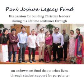 Paul Joshua Legacy Fund