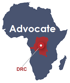 Join in Advocacy for the DRC